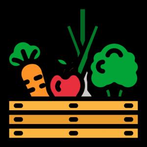 légumes déshydratante